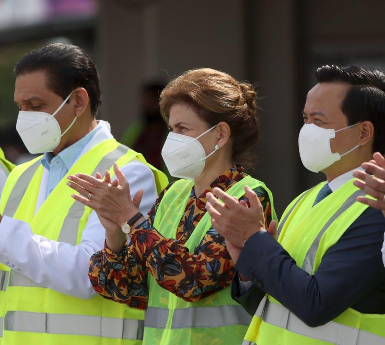Vacunas permiten China mayor acercamiento a República Dominicana