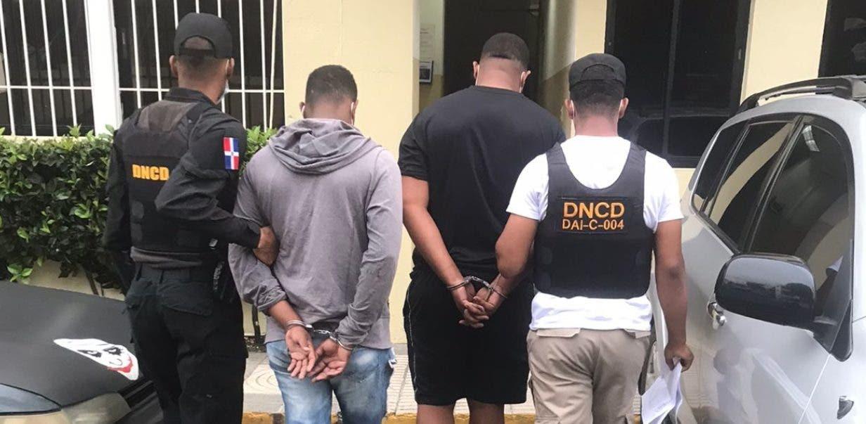 5 militares involucrados en caso 309 kilos de droga enviados a Bélgica