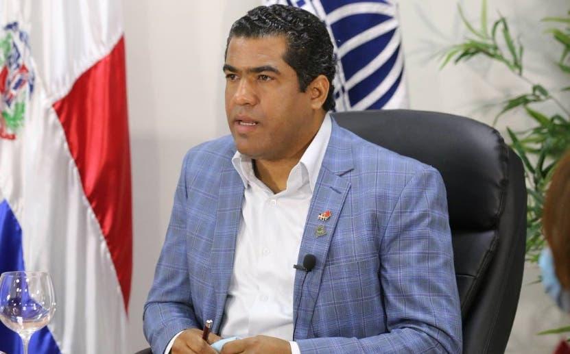 PRM someterá a Luis Dicent a proceso disciplinario