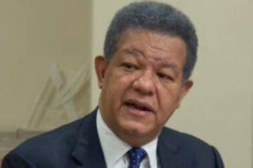 Leonel Fernández afirma con sentencia del TSA  se hace justicia