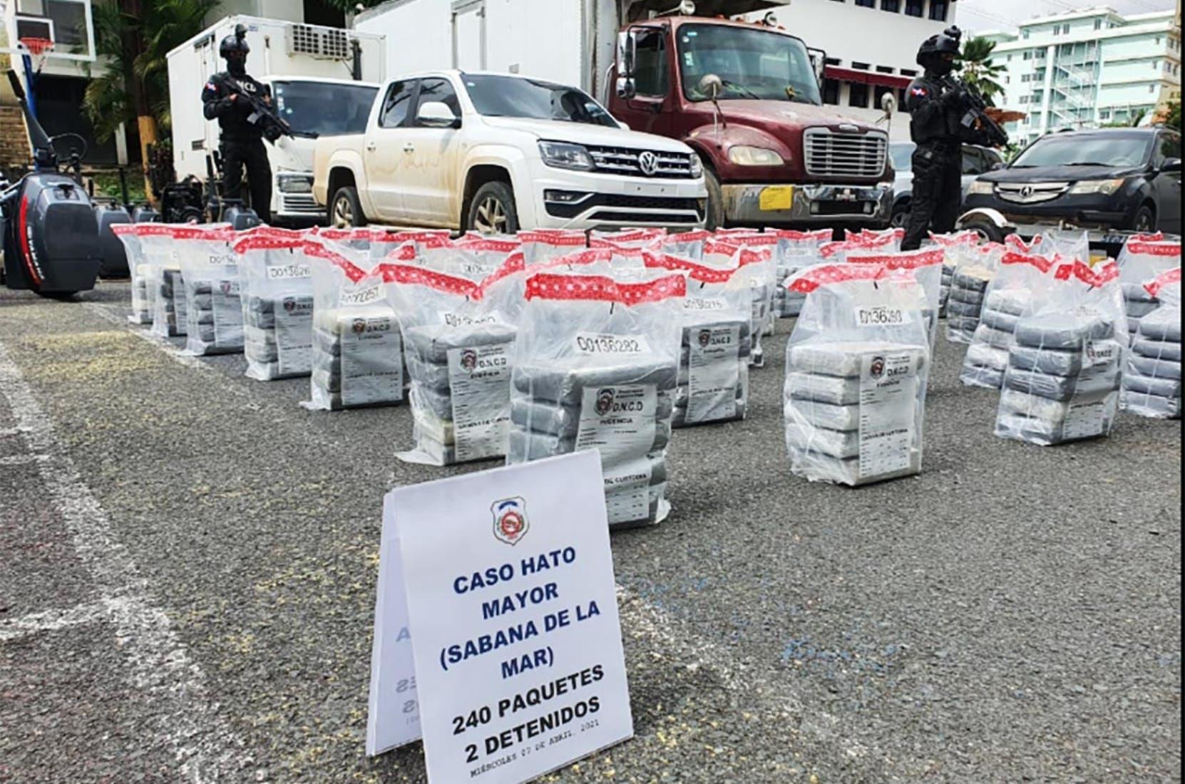 Red usaba pescadería de acopio de drogas llevaba a Puerto Rico