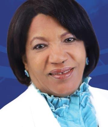 Presidenta del CDP presenta mejoría Covid