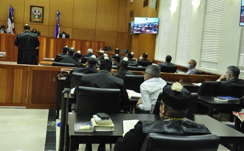 Más 250 pruebas incorporaron abogados de Andrés Bautista