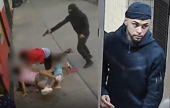 Dos niños dominicanos salen ilesos de balacera en el Bronx
