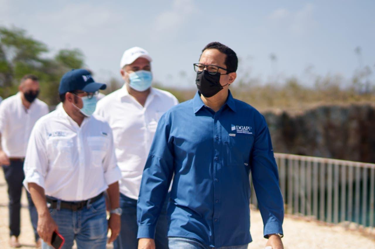Presidente Abinader dará este miércoles primer picazo para inicio de obras en Pedernales