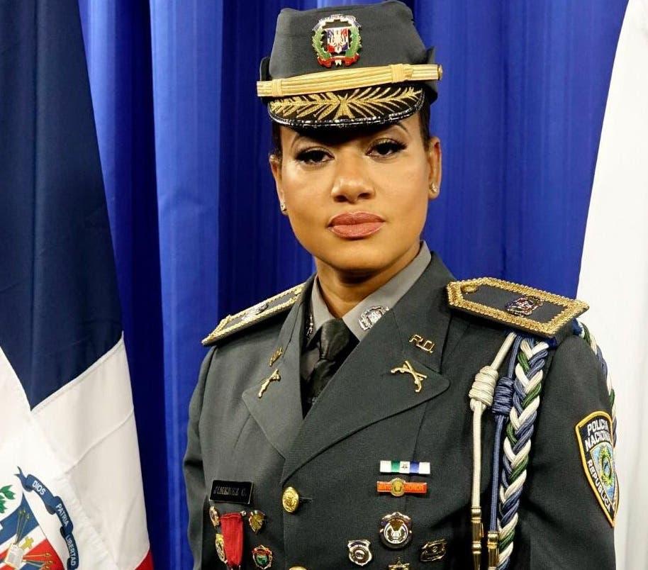 Vocera dice Policía Nacional busca fortalecer relaciones con los medios de comunicación