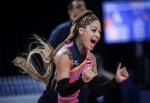 Brenda Castillo-voleibol