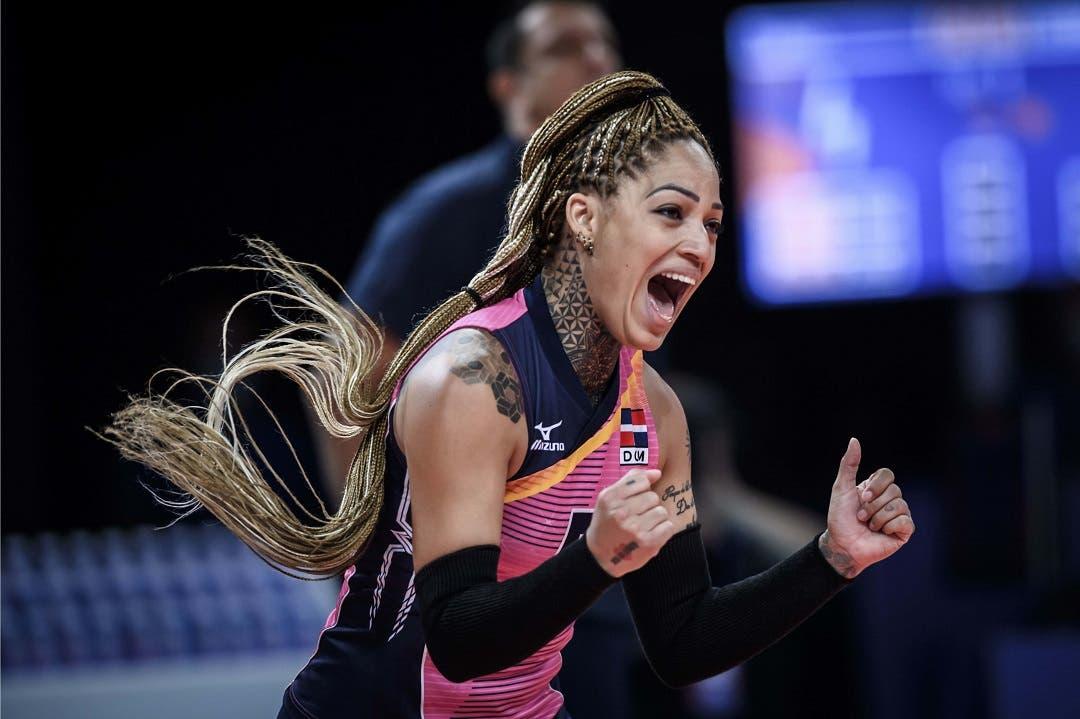 Voleibol: Las Reinas del Caribe se imponen 3-1 a Turquía