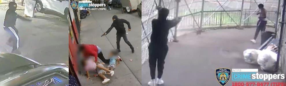 Crímenes, heridos y agresiones en últimos días en NYC