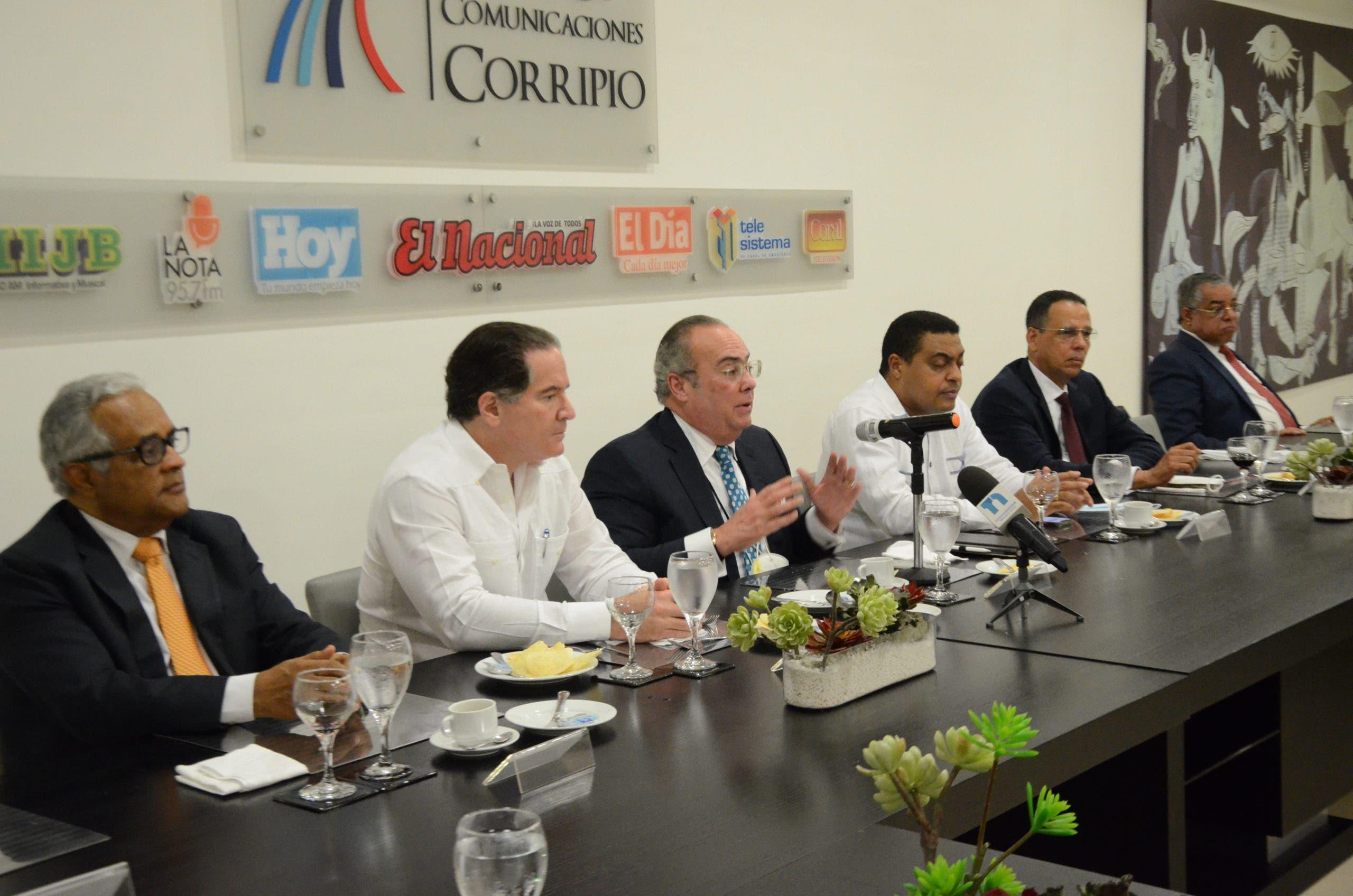 «Somos más personas honestas que corruptas en el PLD», dice Mariotti