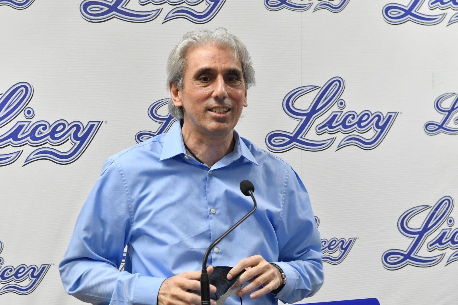 Ricardo Ravelo Jana es el nuevo presidente del Licey