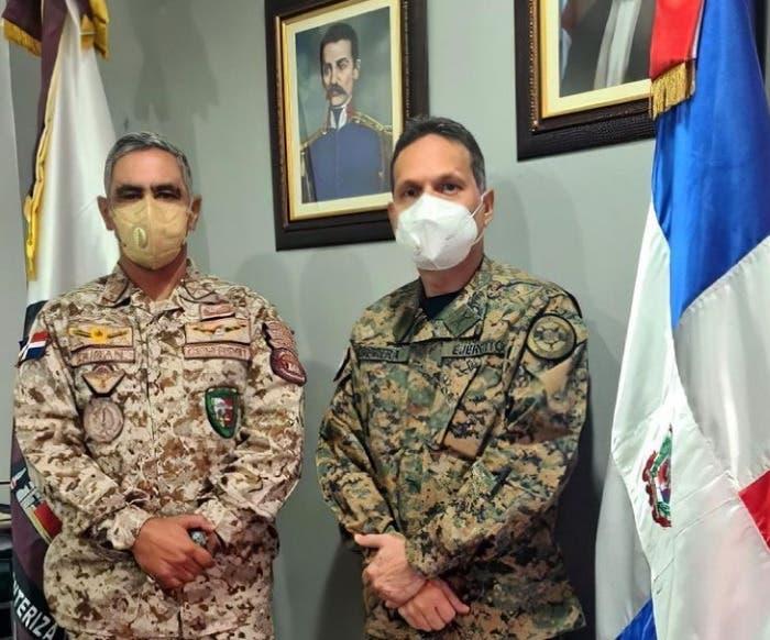 Ministerio de Defensa nombra un nuevo director en Cesfront