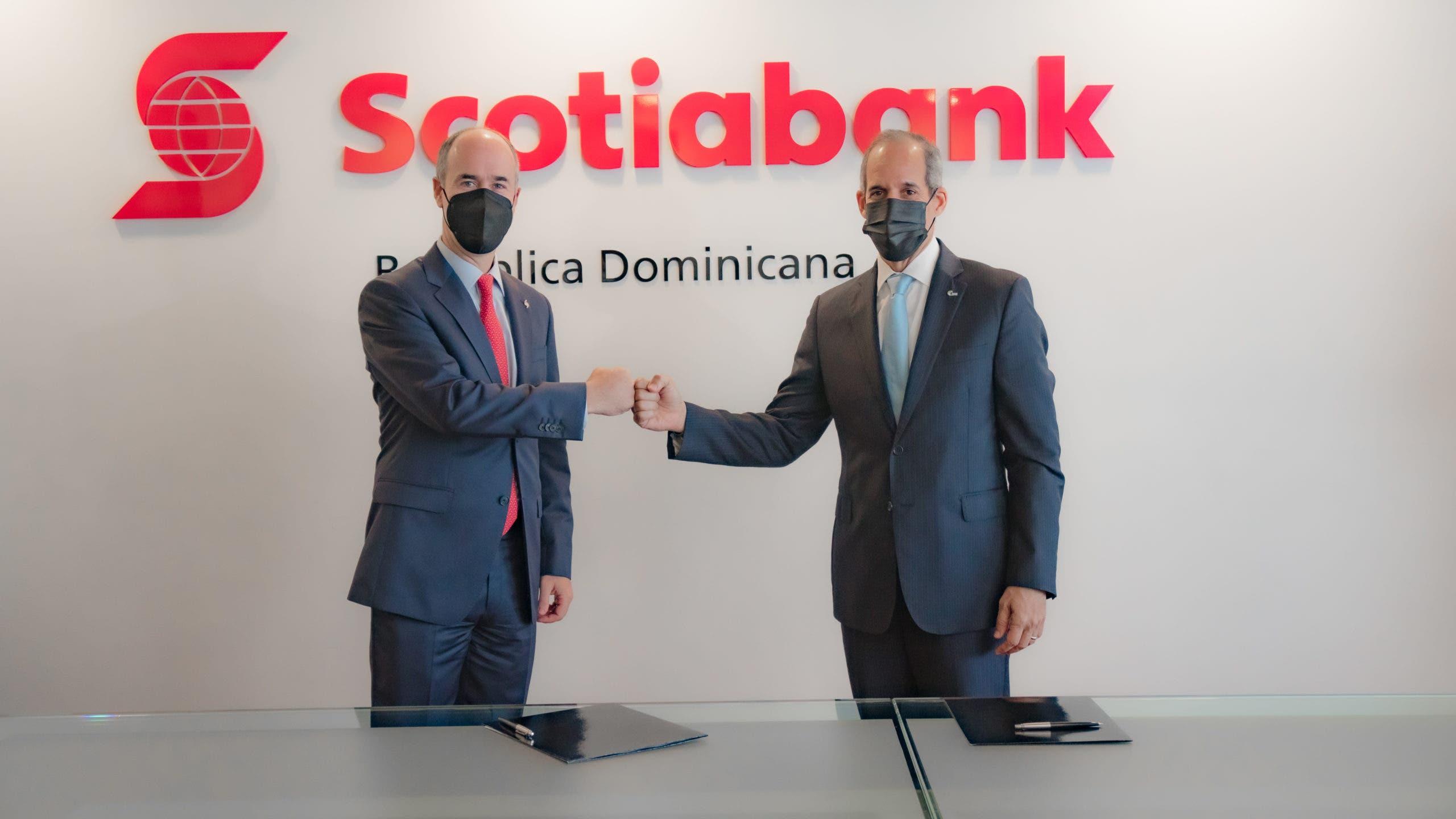 AES Dominicana y Scotiabank suscriben acuerdo de préstamo verde por US$36 millones