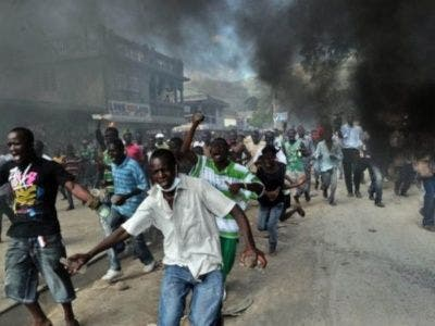 Jornada violenta en Haití deja 15 muertos, entre ellos un periodista y una activista