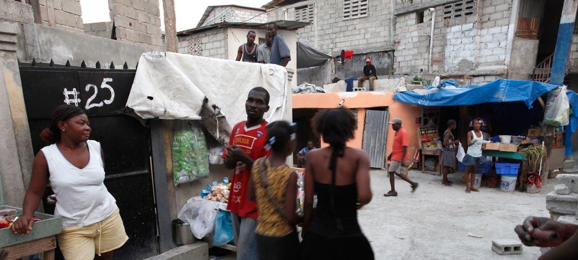 El sistema sanitario haitiano corre riesgo de colapsar por aumento de Covid