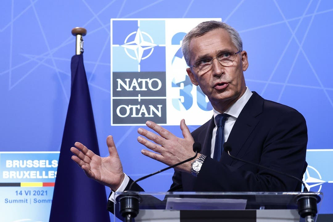 La OTAN pone a China y a Rusia en el punto de mira