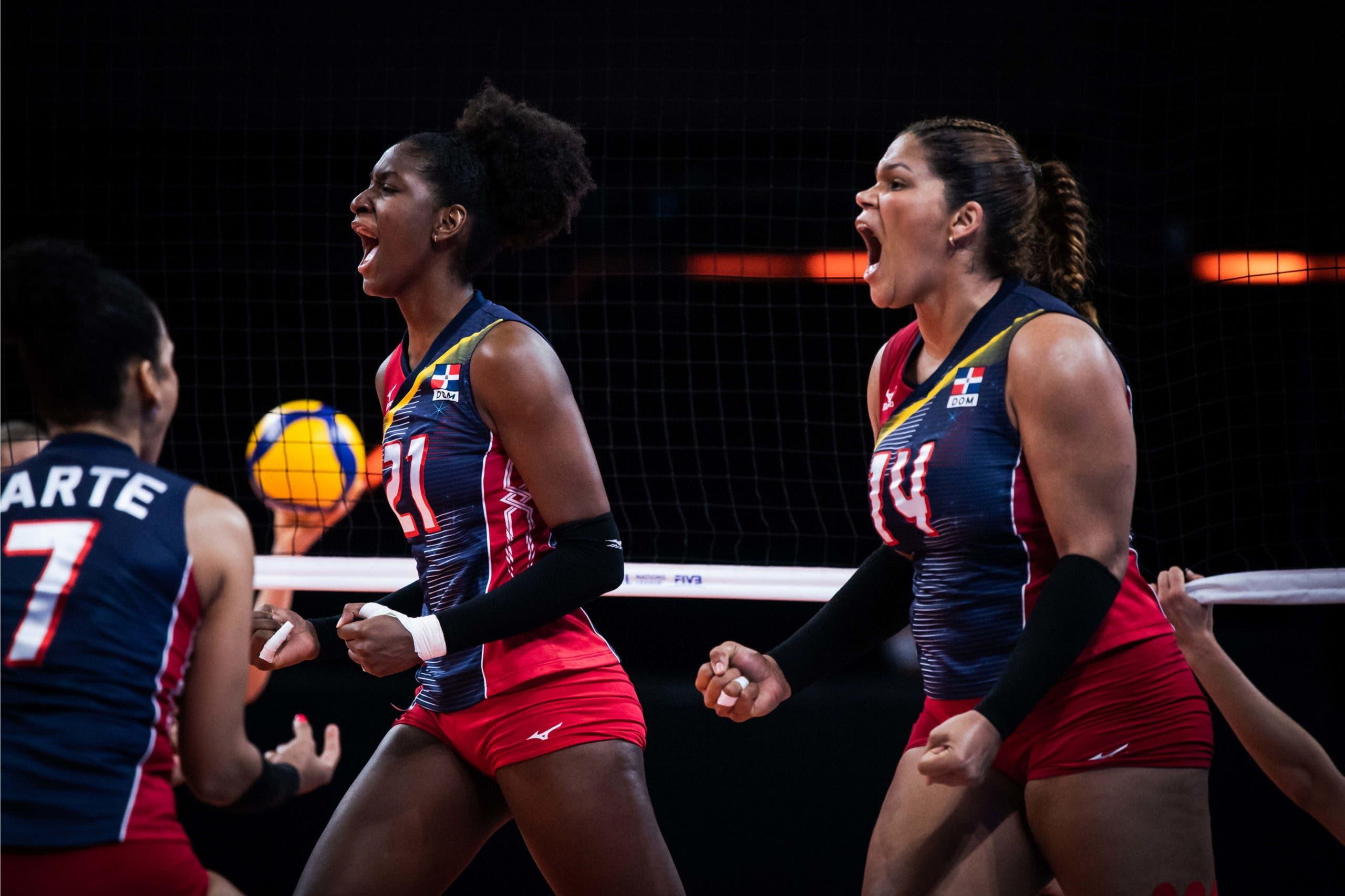 'Reinas' vencen 3-1 a Holanda Liga Naciones
