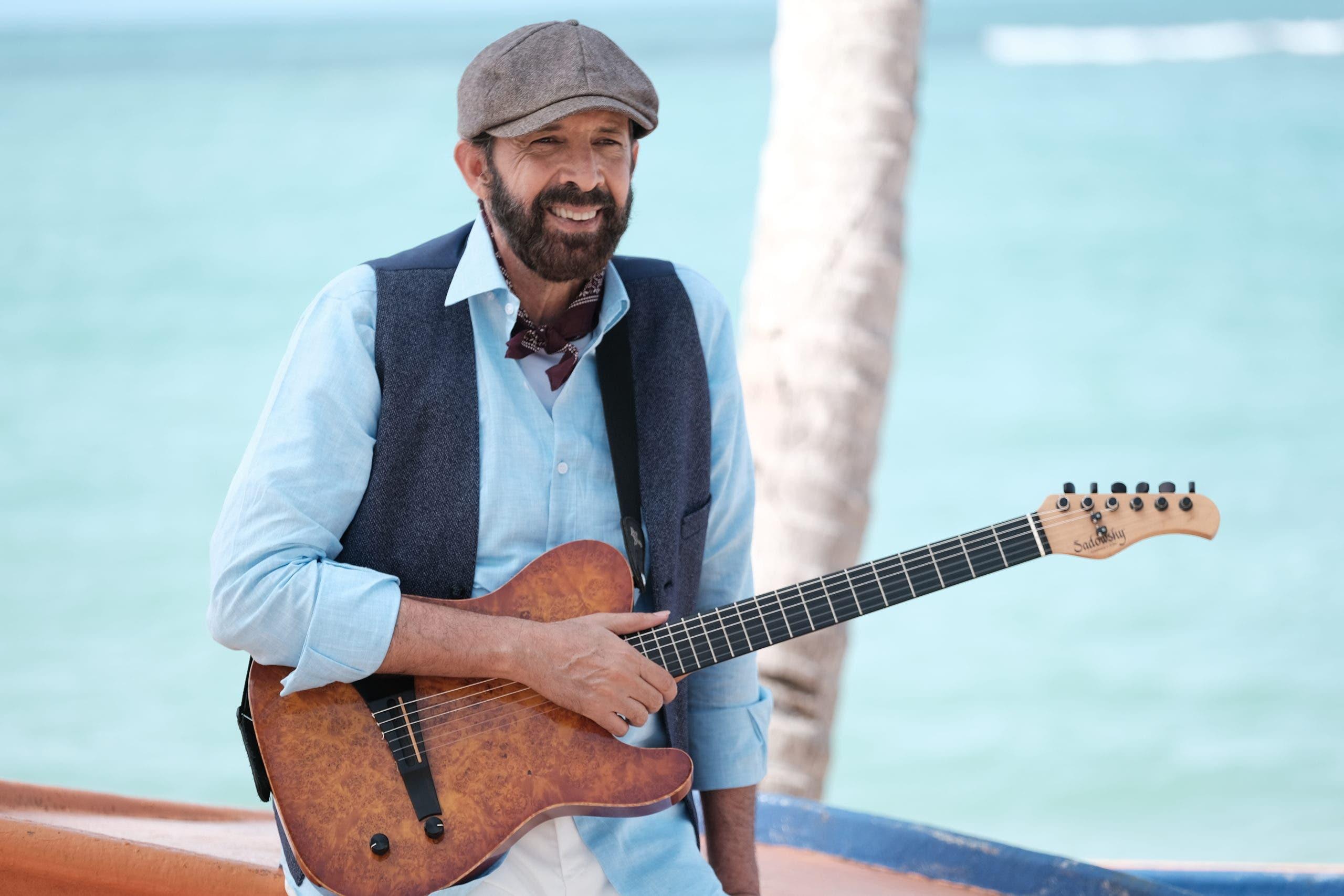 Juan Luis Guerra estrena su álbum de 16 éxitos