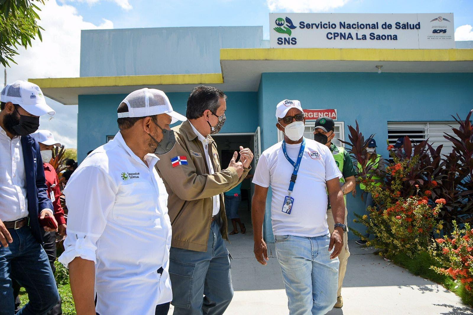 Medio Ambiente dispone personal de apoyo para jornada de vacunación