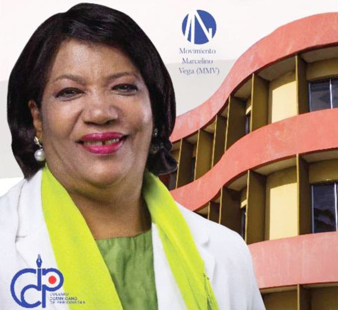 Presidenta Colegio Periodista internada por Covid