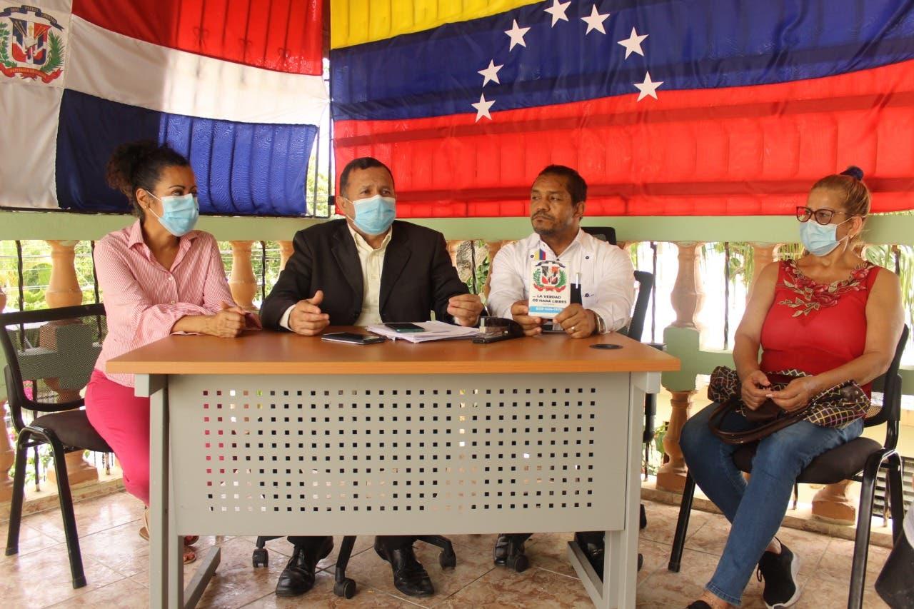 Venezolanos solicitan apoyo del sector público y privado para continuar asistencia