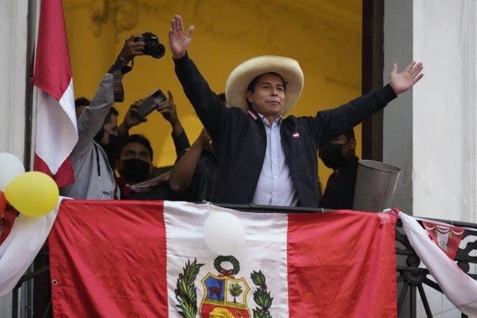 Pedro Castillo-Perú