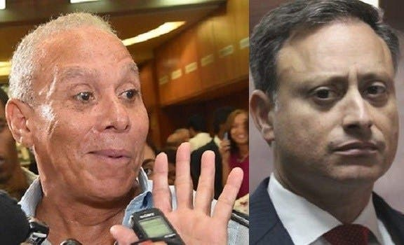 Rondón dice fue «una jocosidad» pronunciamiento contra Jean Alain