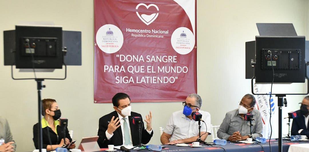 Salud Pública realiza jornada de donación voluntaria de sangre