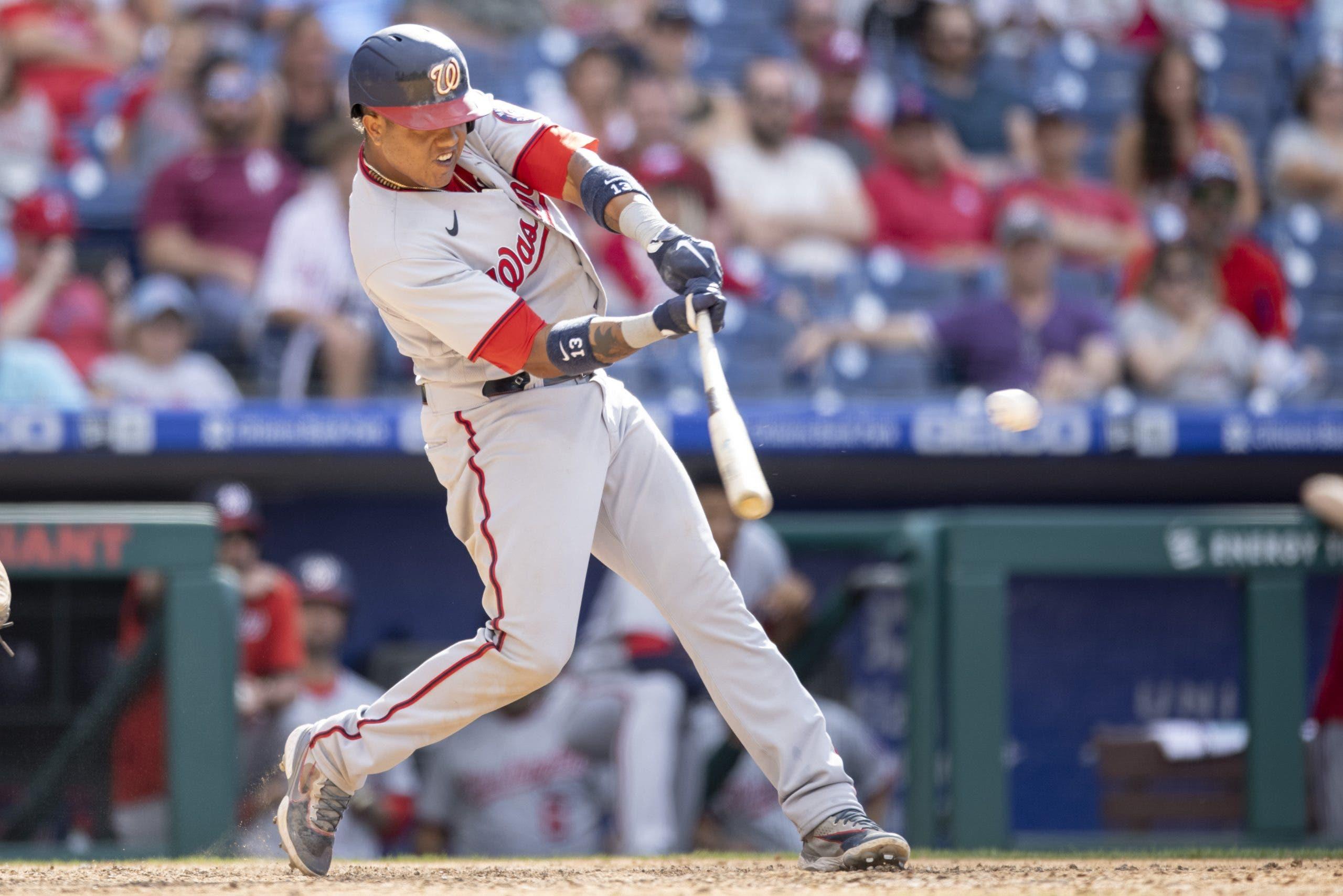 MLB suspende al dominicano Starlin Castro y su equipo le da de baja