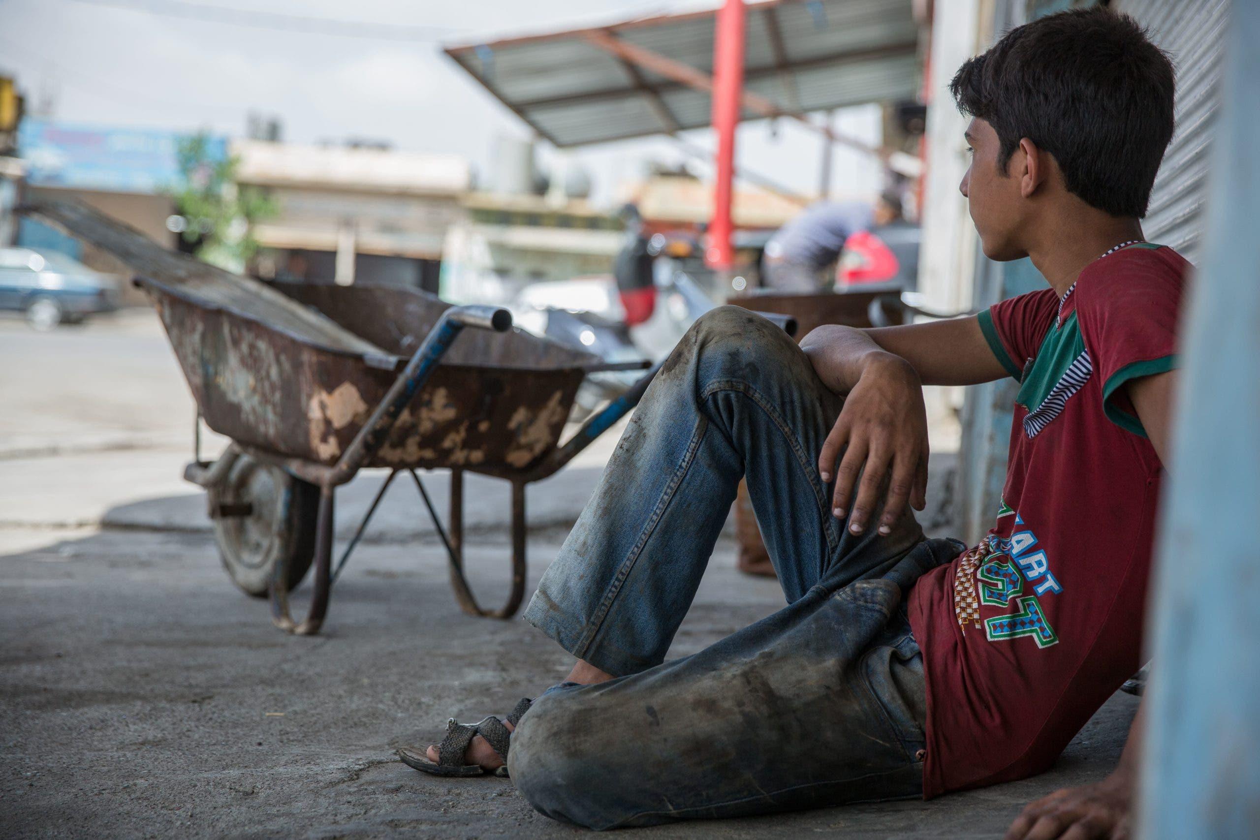 En Hidalgo hay menos trabajo infantil
