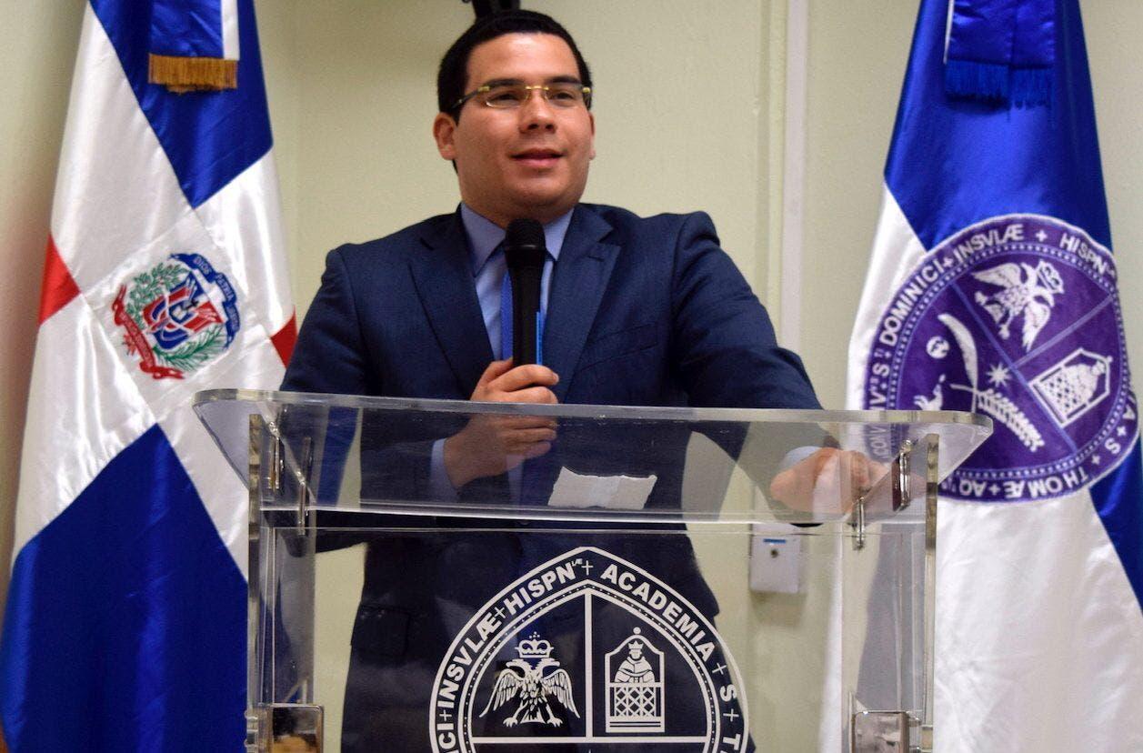 Federación de Estudiantes Dominicanos solicita al CNM designar a Omar Ramos presidente TSE