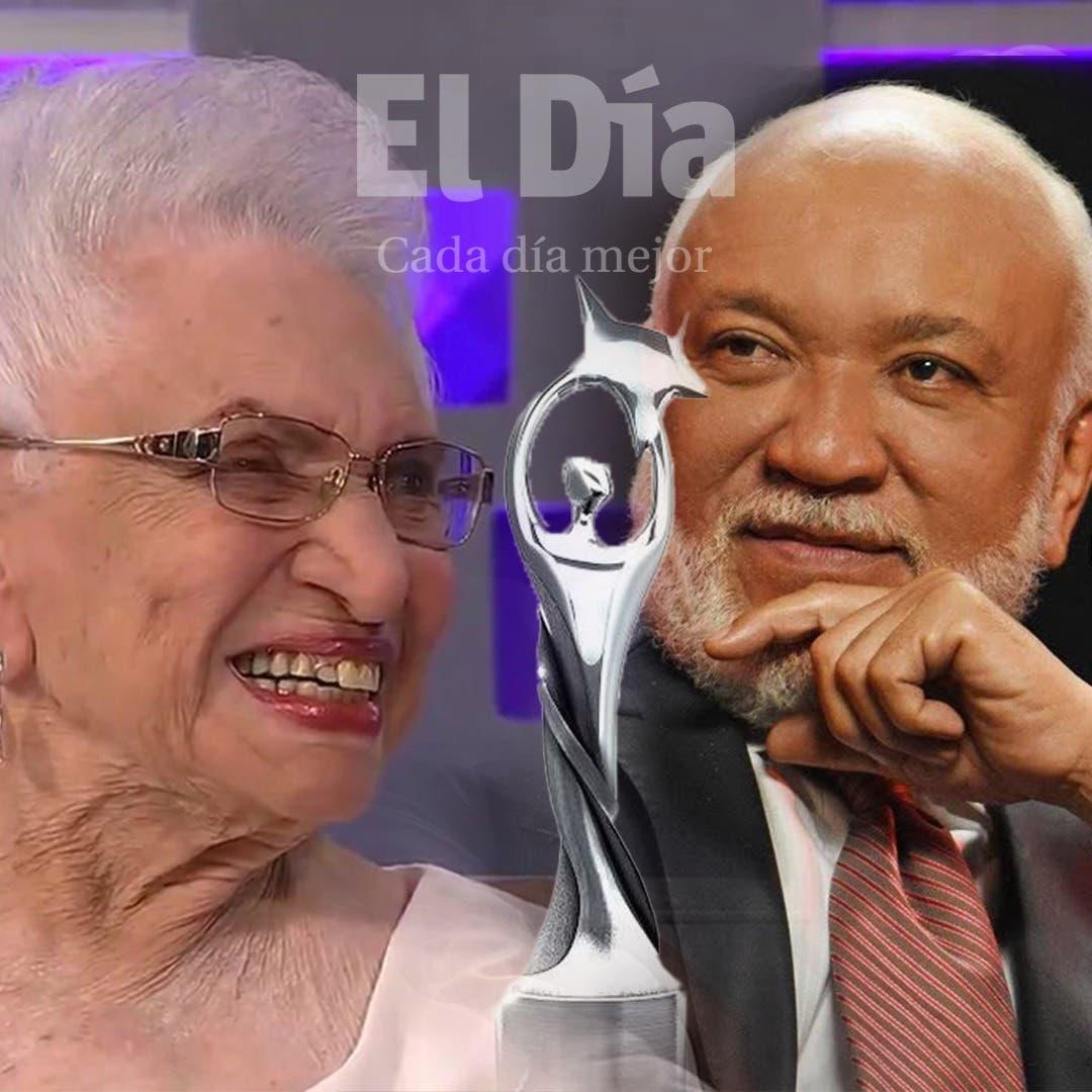 María Cristina Camilo y Jochy Santos los posibles «Gran Soberano 2021»