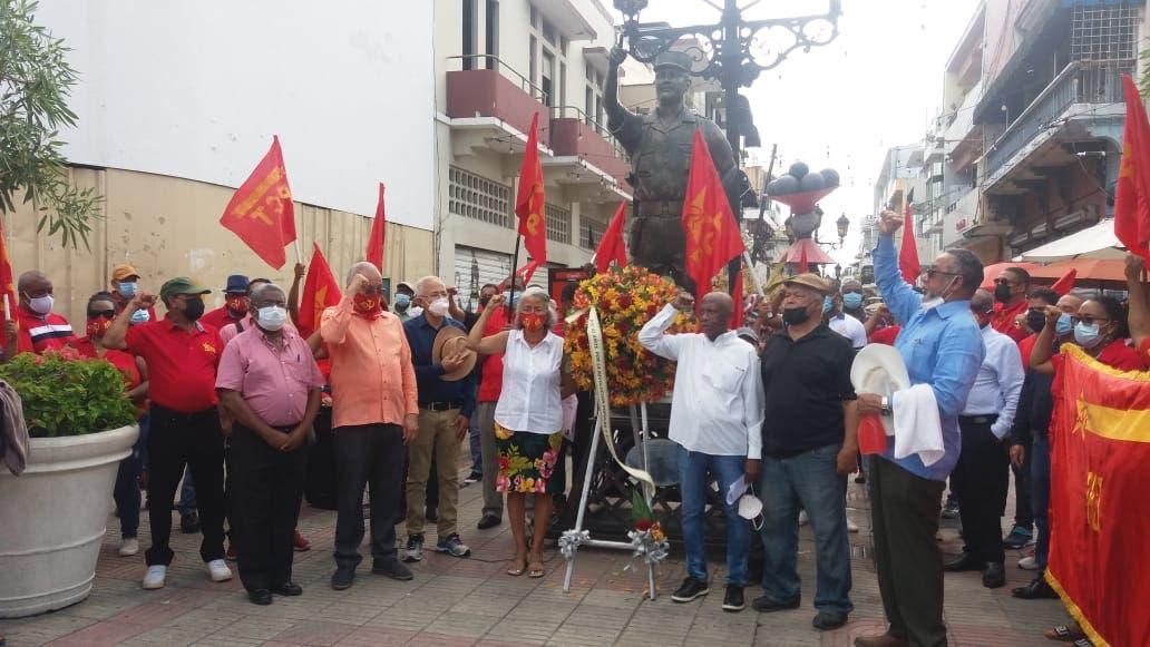 Partido Comunista del Trabajo celebra 41 aniversario de fundación