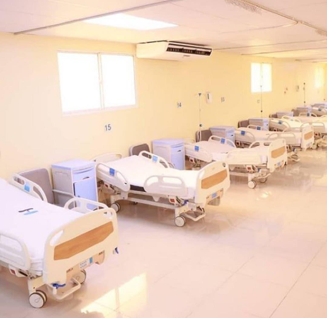 Suben a 32 las camas COVID-19 en Hospital Robert Reid Cabral