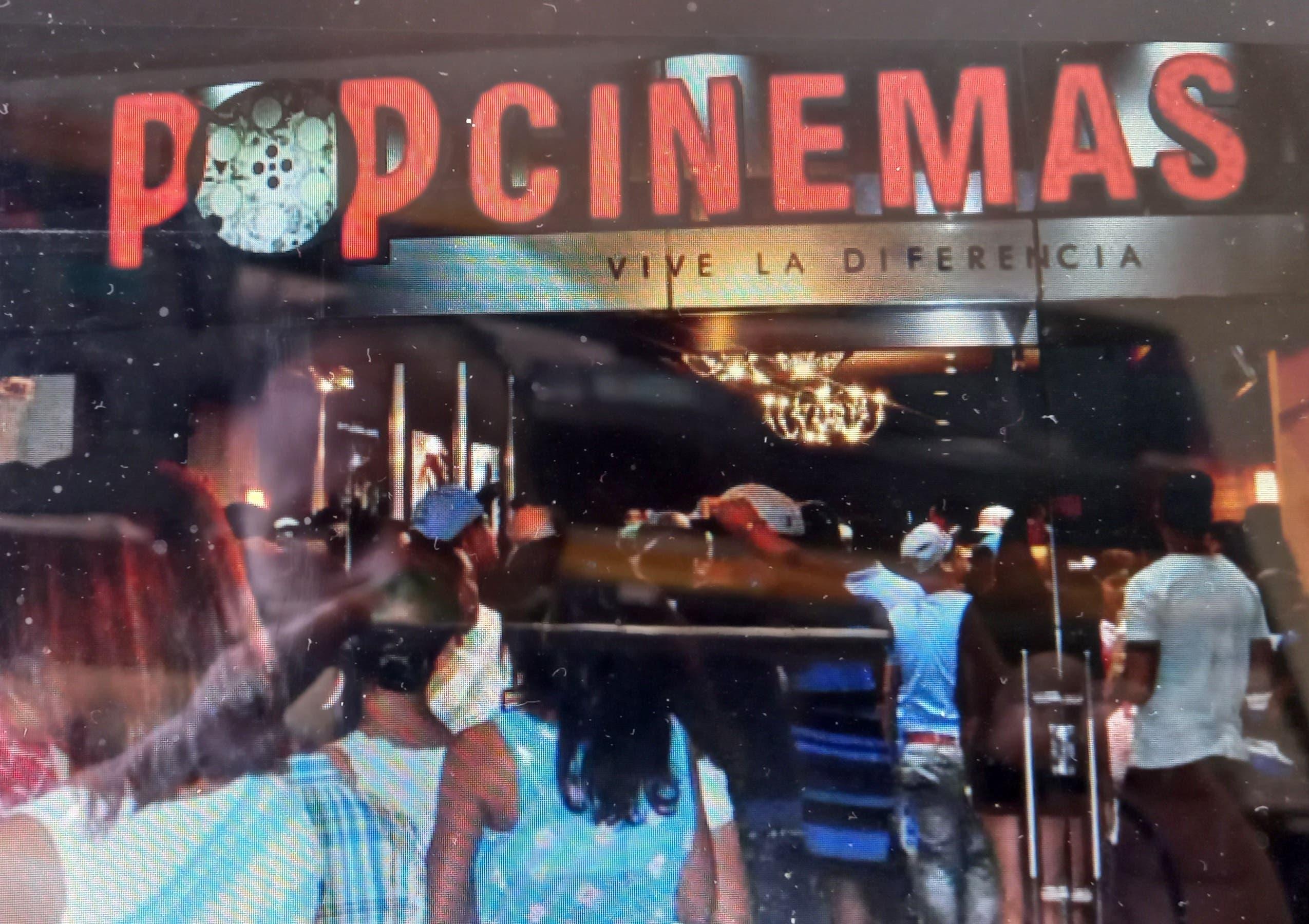 Autoridades clausuran cine en Puerto Plata por violar protocolos sanitarios