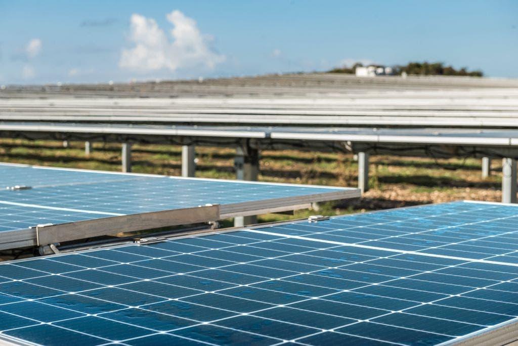 Girasol es el mayor parque solar de República Dominicana