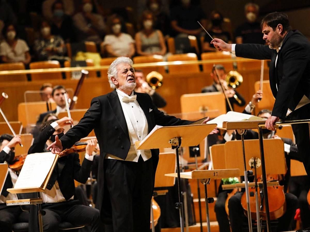 Plácido Domingo: «Con los aplausos de ayer, Madrid me dijo , eres uno de los nuestros»
