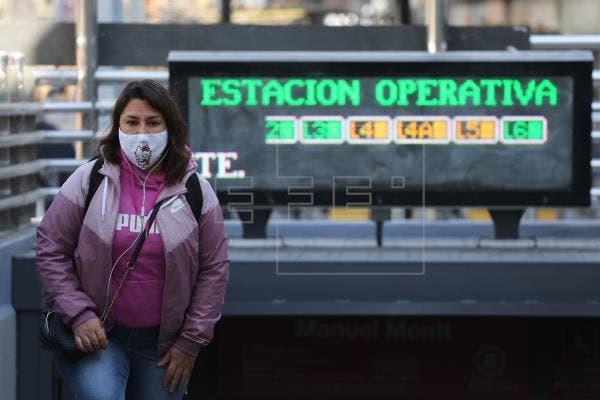 Chile supera los 6 mil nuevos casos covid-19 por tercer día consecutivo