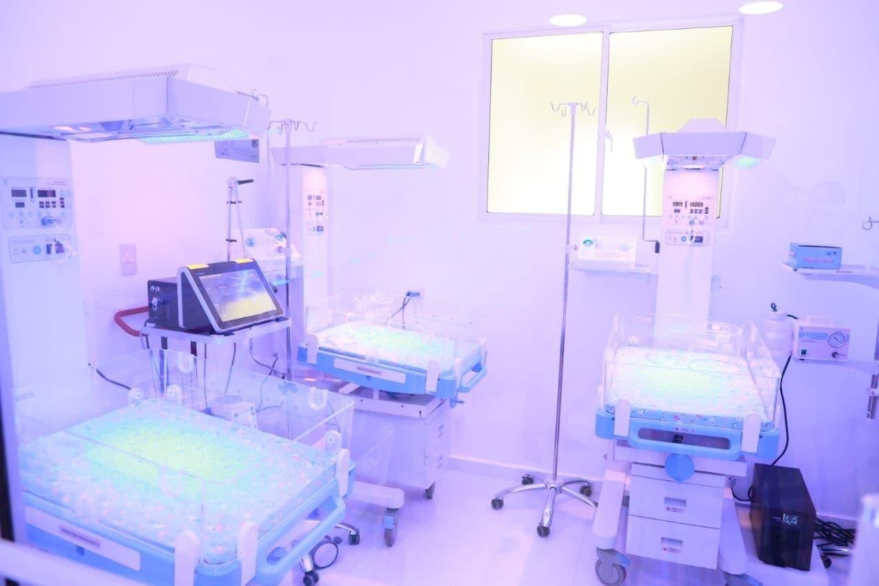 SNS pone en funcionamiento nuevas áreas en dos hospitales del Cibao