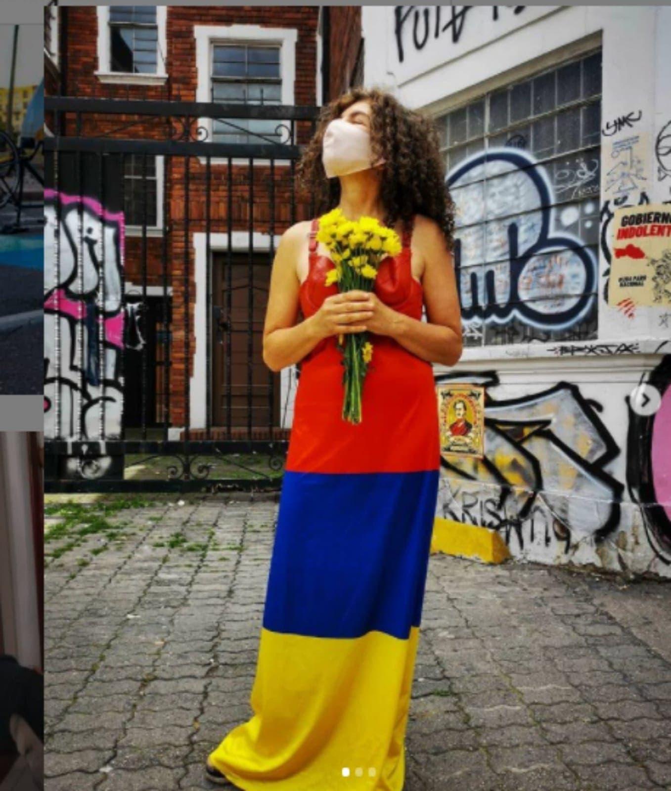 Juventud y arte en el paro nacional colombiano