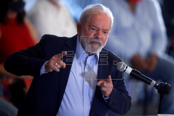 Lula califica de «genocidio» las 500.000 muertes por covid-19 en Brasil