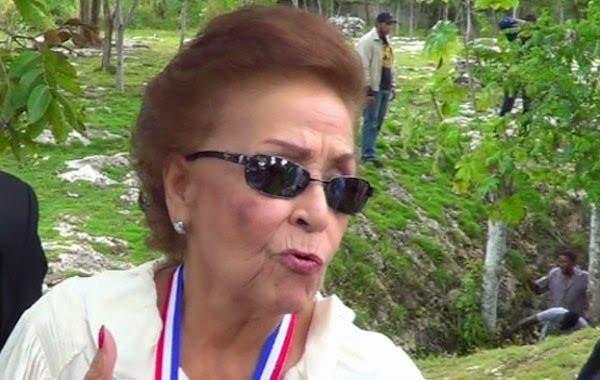 Fallece Manuela Aristy, madre de Amaury Germán Aristy