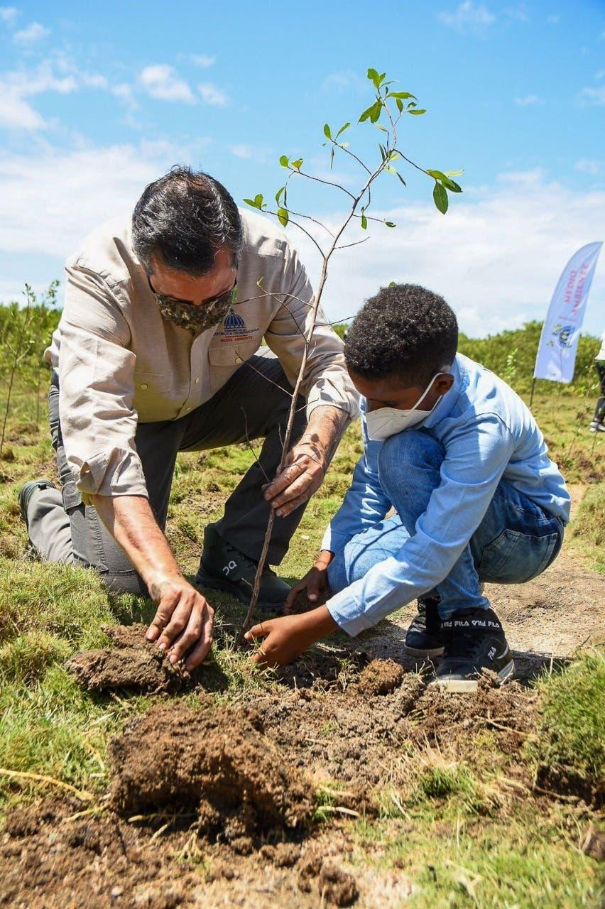 Medio Ambiente inicia recuperación 15 áreas prioritarias para la biodiversidad
