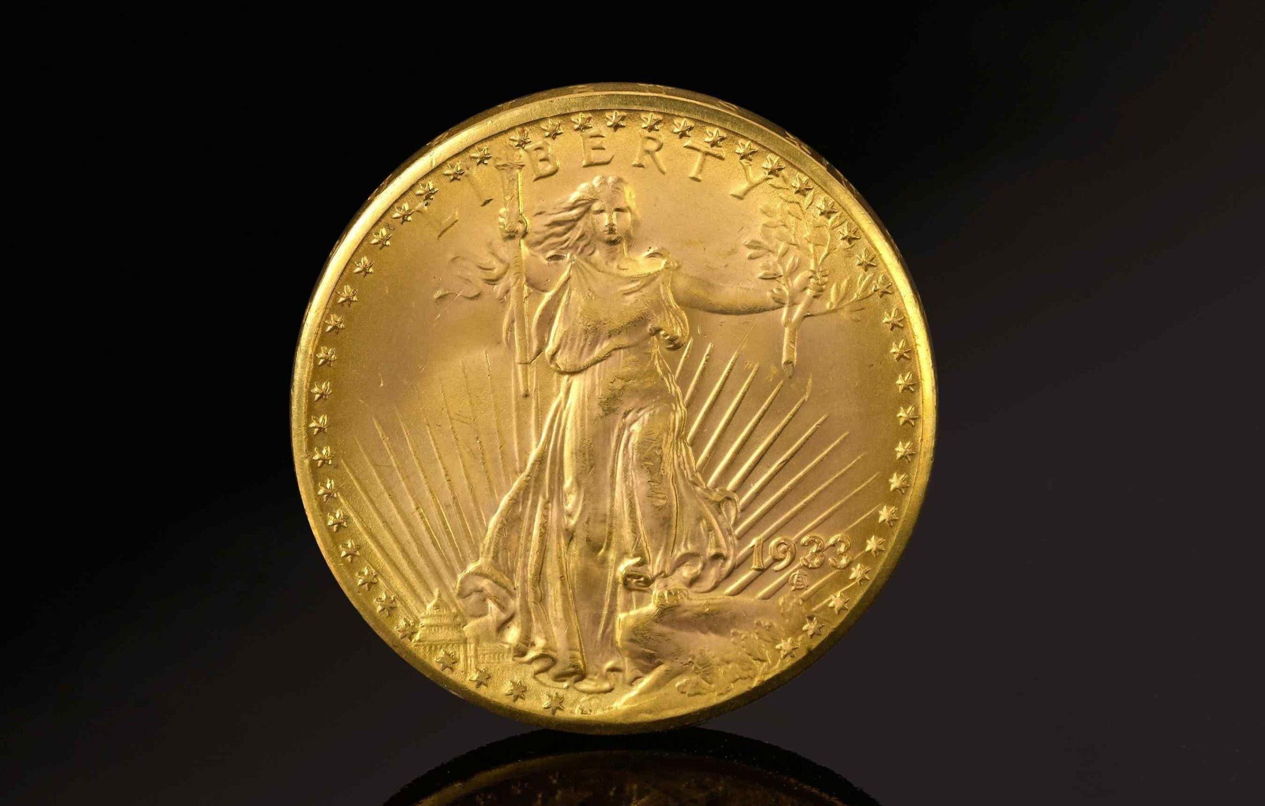 Subastan una moneda por 18,9 millones de dólares, la más cara del mundo