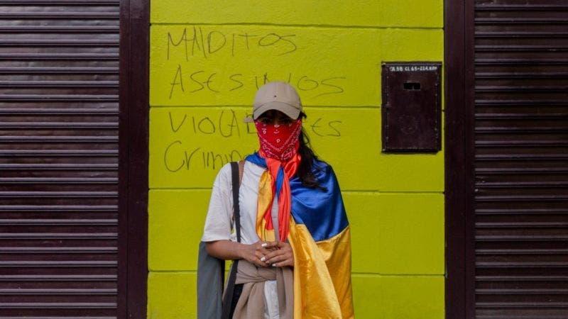 El riesgo de violencia sexual que corren las colombianas que participan en las manifestaciones