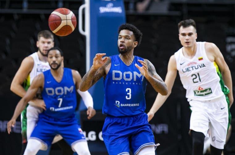 Selección Lituana de baloncesto vence 95-69 a Dominicana