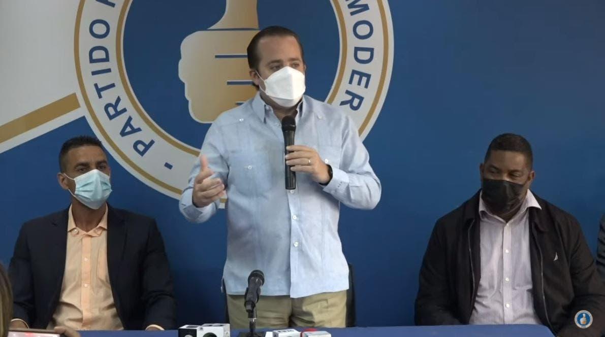 José Paliza: «Este partido tiene las puertas abiertas»