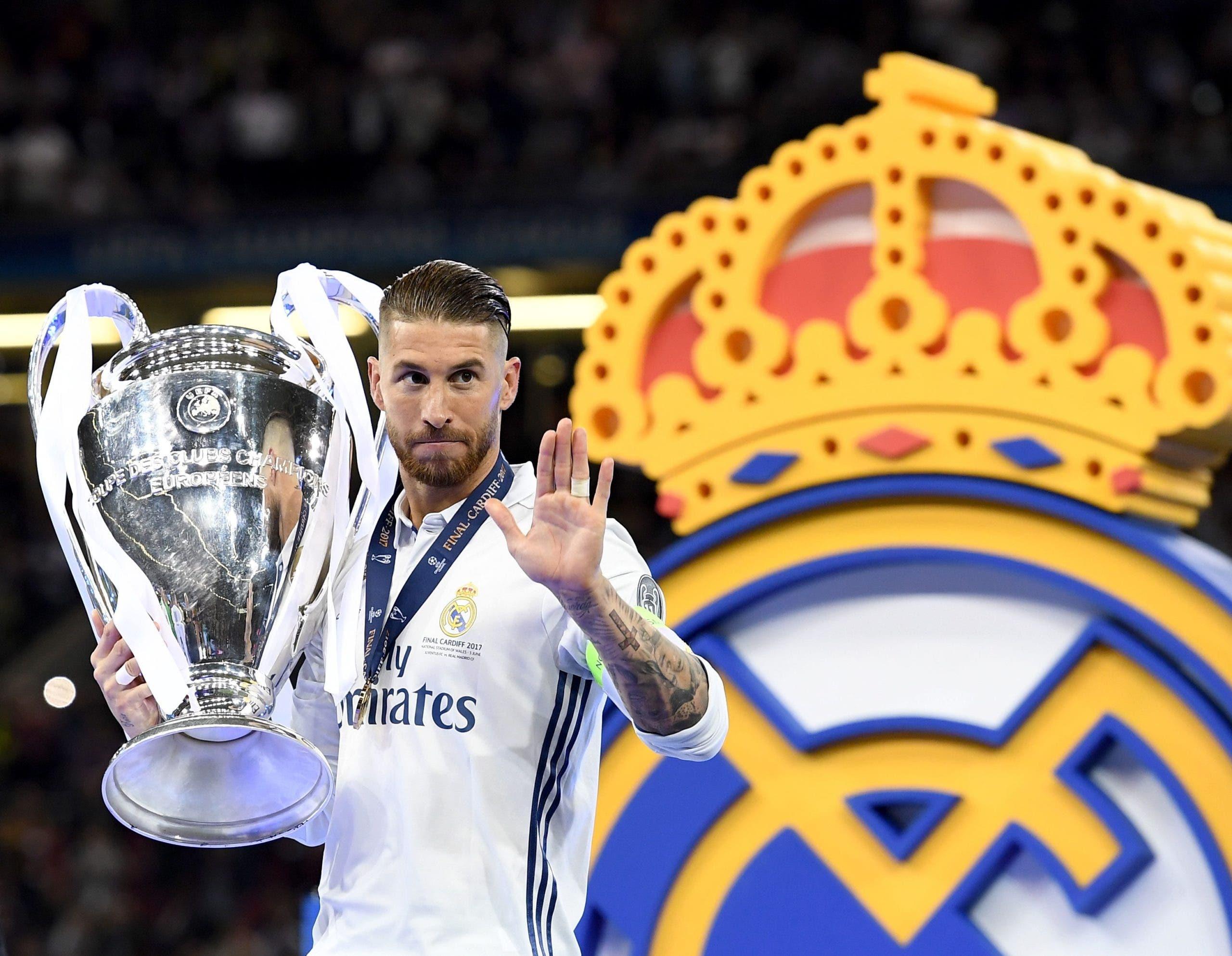 """Sergio Ramos """"Uno nunca está preparado para decir adiós al Real Madrid»"""