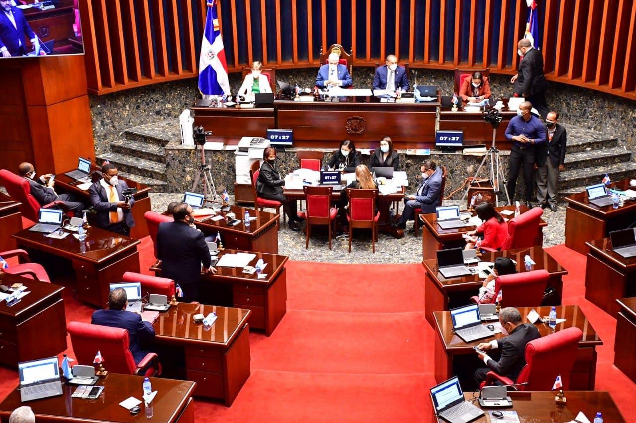 Senado aprueba extensión de estado de emergencia por 45 días