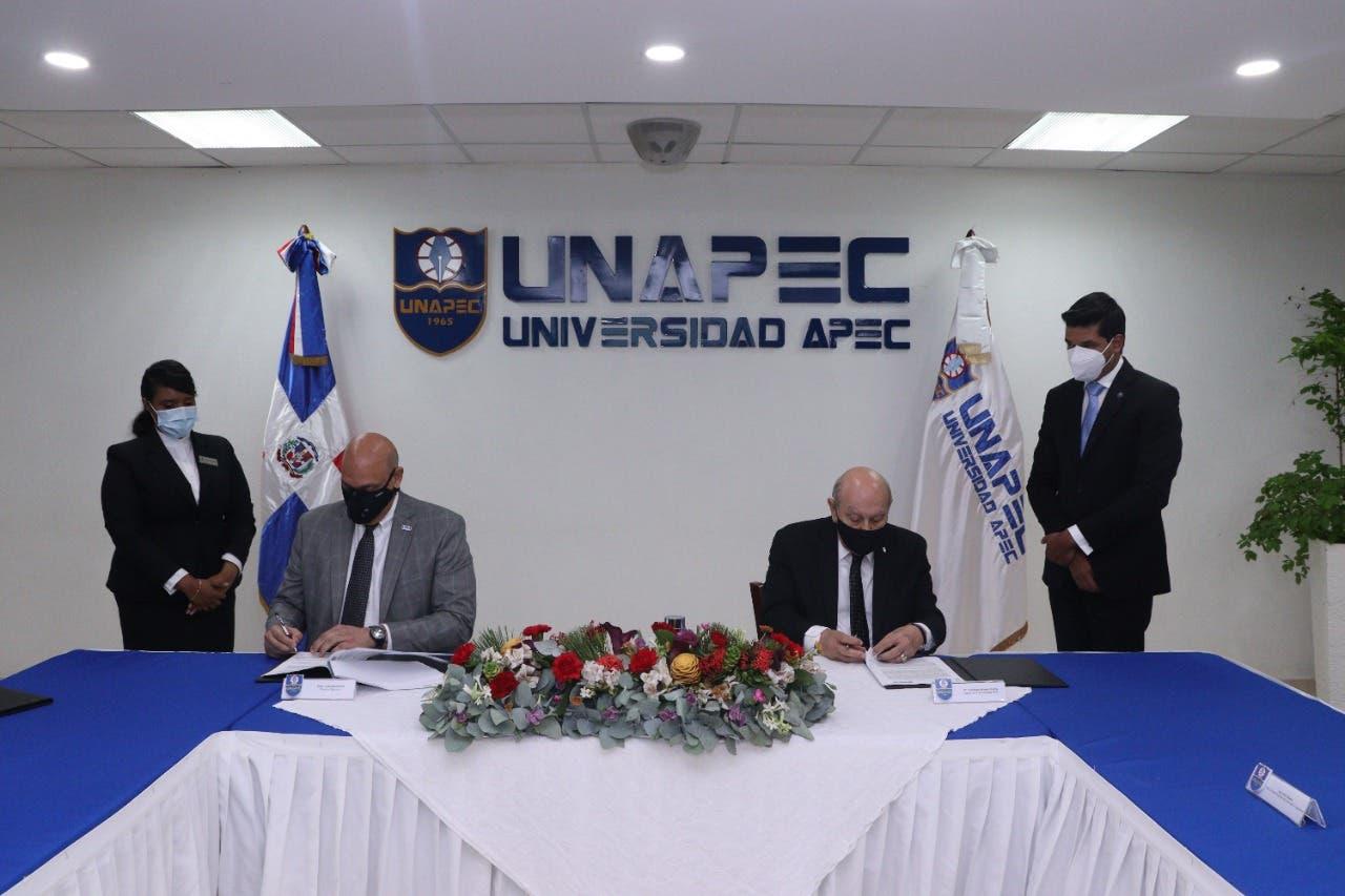 Unapec y CNCS firman convenio busca promover cultura de ciberseguridad